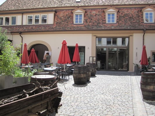 Altstadthof Freinsheim - Palatine - Hauptstr. 27, Freinsheim ...