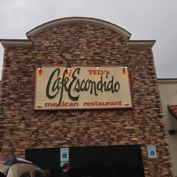 Teds Mexican Food Tulsa Ok