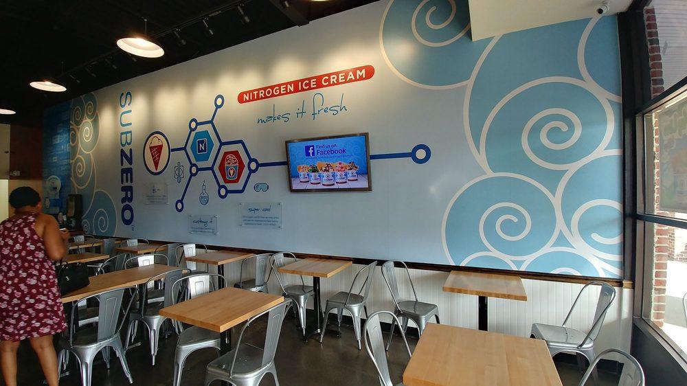 Sub Zero Nitrogen Ice Cream: 1255 Fordham Dr, Virginia Beach, VA