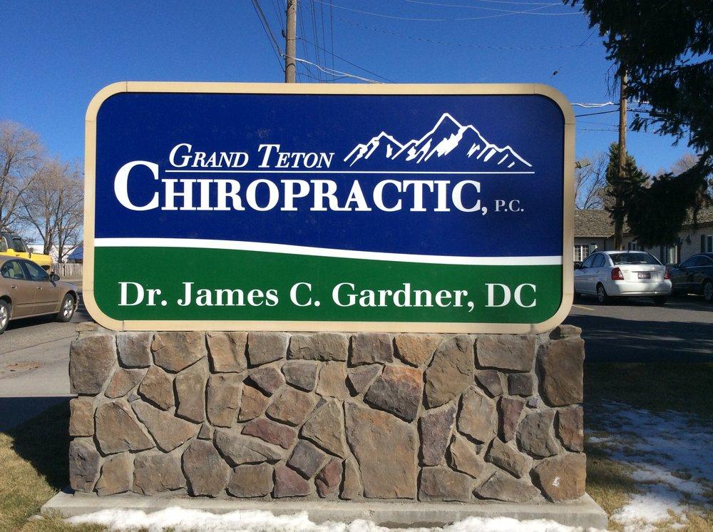 Grand Teton Chiropractic: 1220 E 17th St, Idaho Falls, ID
