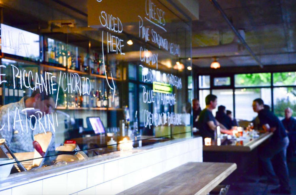 The Perfect Little Capitol Hill Hideaway Bar Available For