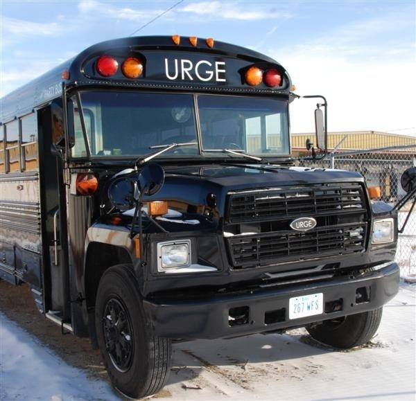 Urge Party Bus: 5327 E University Ave, Pleasant Hill, IA