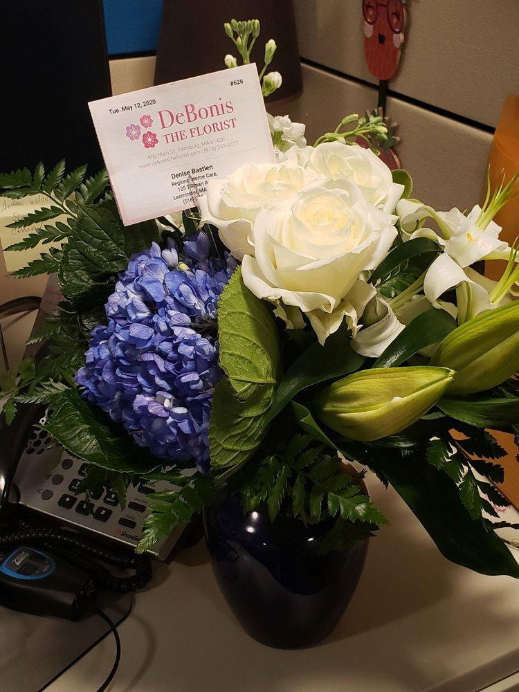 DeBonis the Florist: 900 Main St, Fitchburg, MA