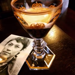 The Munch Coffee in Japan Kanji Tanaka younger picture