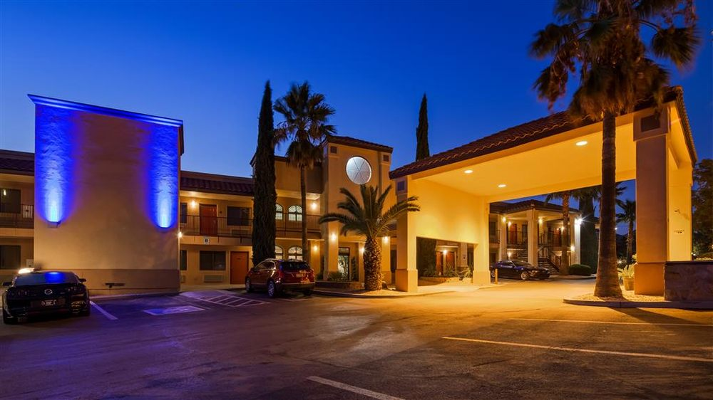 Best Western Copper Hills Inn: 1565 E South St, Globe, AZ