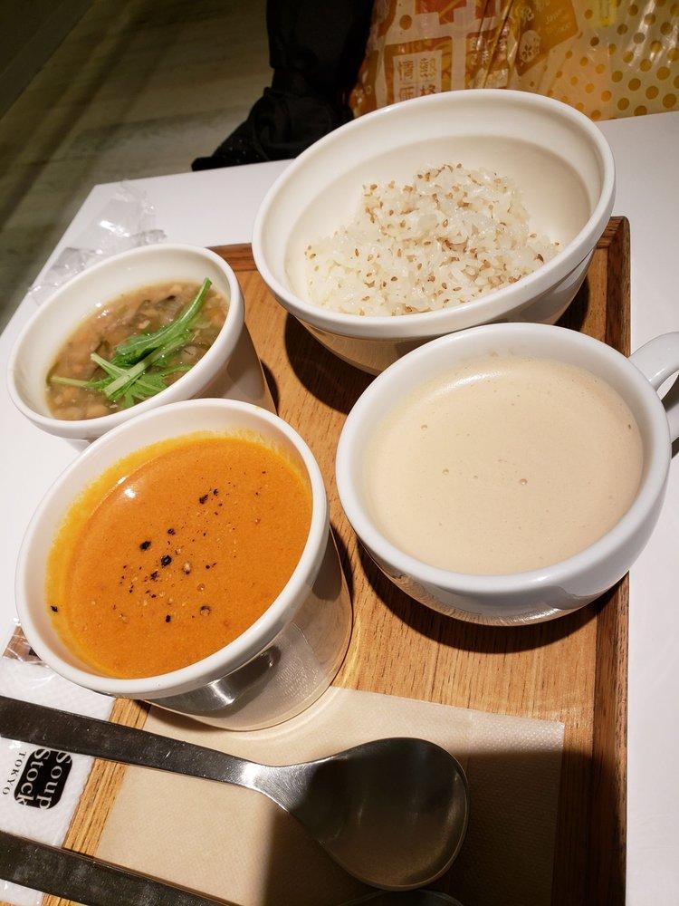 Soup Stock Tokyo Echika表参道店の画像