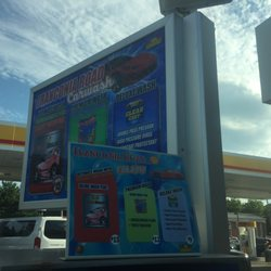 Car Wash Undercarriage Gas Stations 5500 Franconia Rd