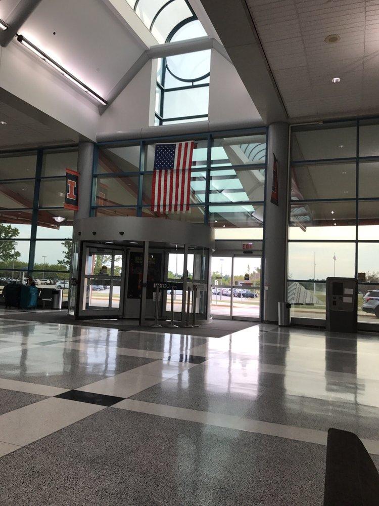 University of Illinois Willard Airport: 11 Airport Rd, Savoy, IL