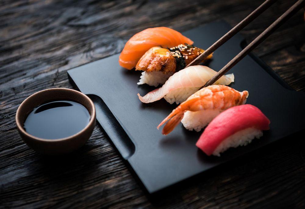 Crazy Sushi Asian Bistro: 3903 Fair Ridge Dr, Fairfax, VA