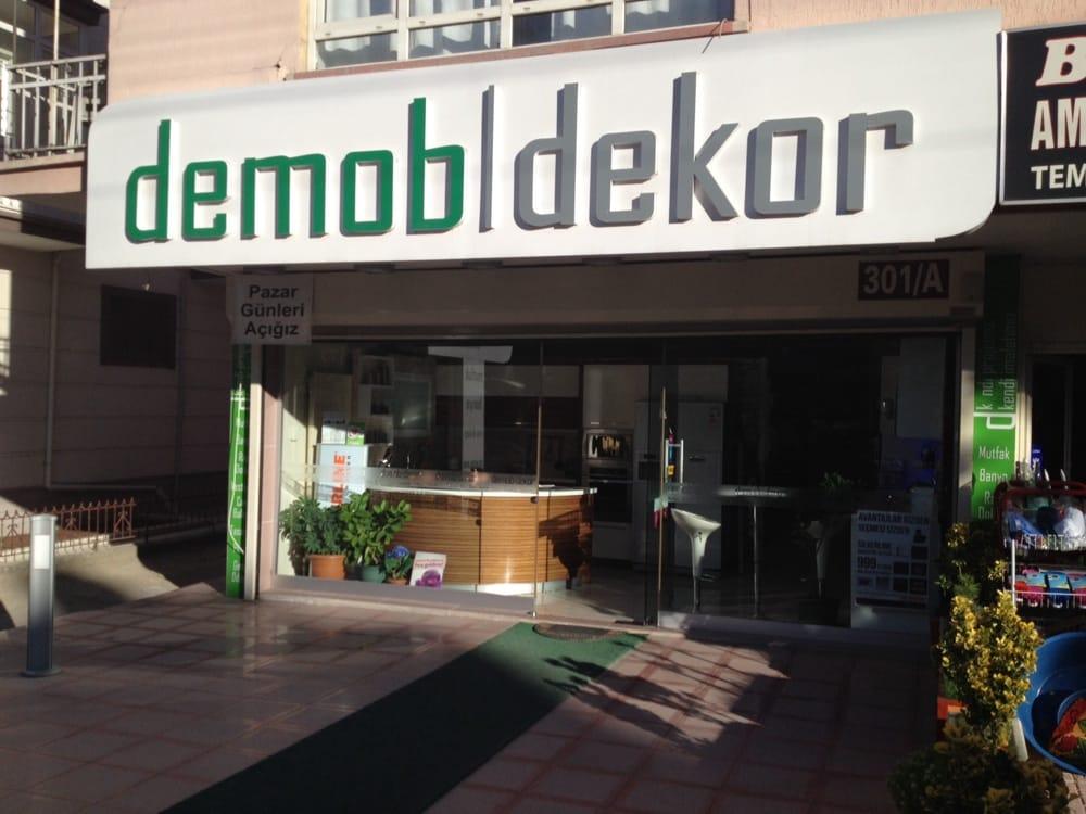 Demob dekor interior design dikmen cad 130 a ankara for Dekor turkey