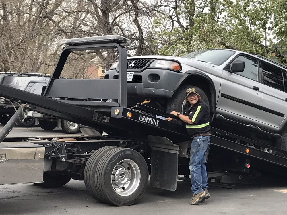 Marv's Quality Towing: 6379 Valmont Rd, Boulder, CO