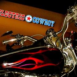 Electric cowboy st charles