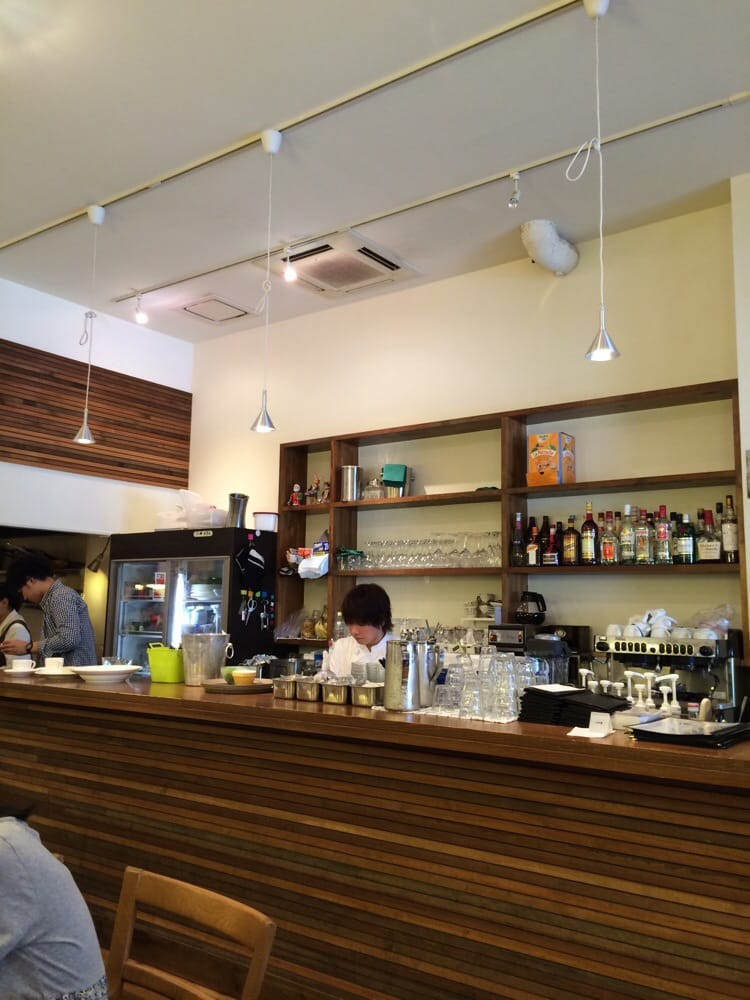 Tsukishima Cafe