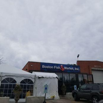 Boston fish market 1247 photos 724 reviews seafood for Boston fish market des plaines illinois