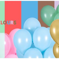 Photo Of Funny Balloons Hialeah Fl United States Colors
