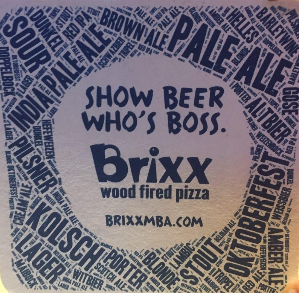 Brixx Wood Fired Pizza Virginia Beach