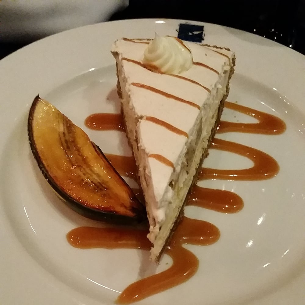 Co united states banana foster pie with a plaintain not too sweet