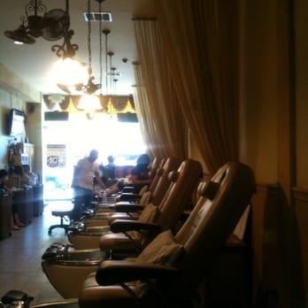 Isle of serenity nail spa 37 photos 80 reviews nail for 24 hour nail salon los angeles