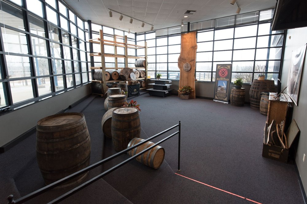 Boundary Oak Distillery: 2000 Boundary Oak Dr, Radcliff, KY