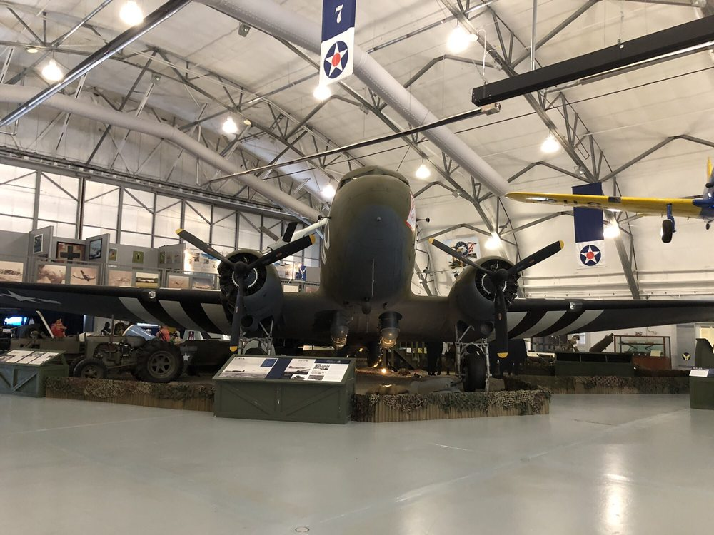 Air Mobility Command Museum: 1301 Heritage Rd, Dover, DE