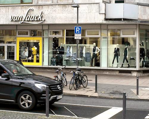 van laack store mode ro markt 23 innenstadt frankfurt am main hessen duitsland. Black Bedroom Furniture Sets. Home Design Ideas