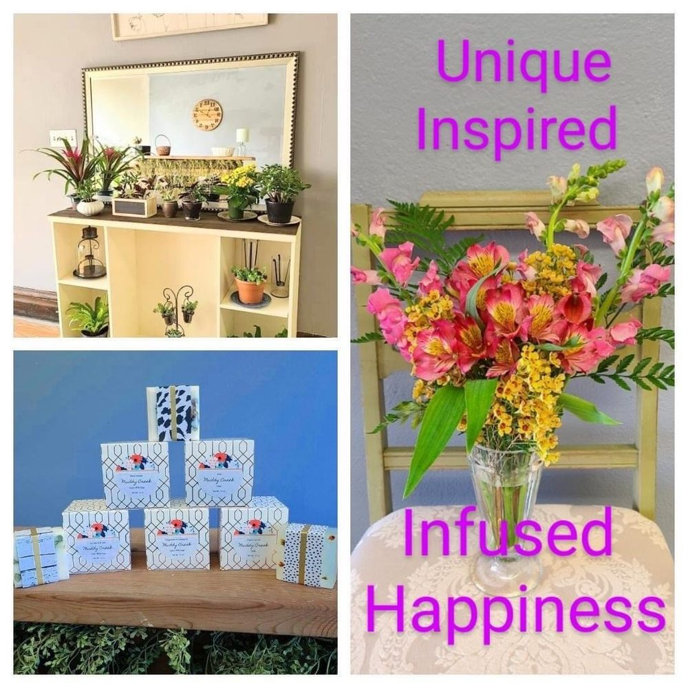 Muddy Creek Flowers & Gifts: 626 N Washington St, Junction City, KS