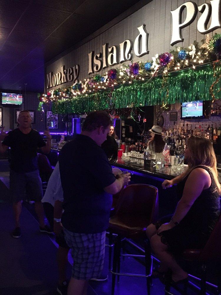 Monkey Island Pub: 55950 E 290th Rd, Afton, OK