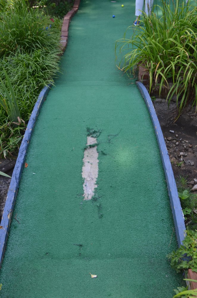 Magic Mountain Mini Golf & Video Games: 1675 Highway 105, Boone, NC