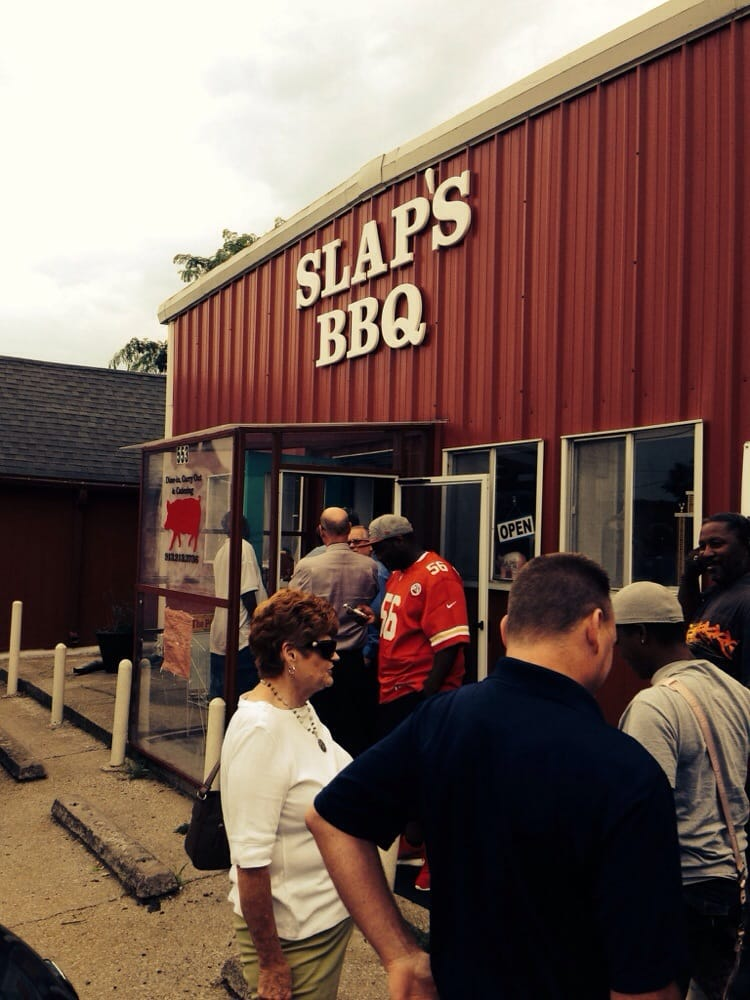 Slap's BBQ - 147 Photos & 204 Reviews - Barbeque - 553 ...