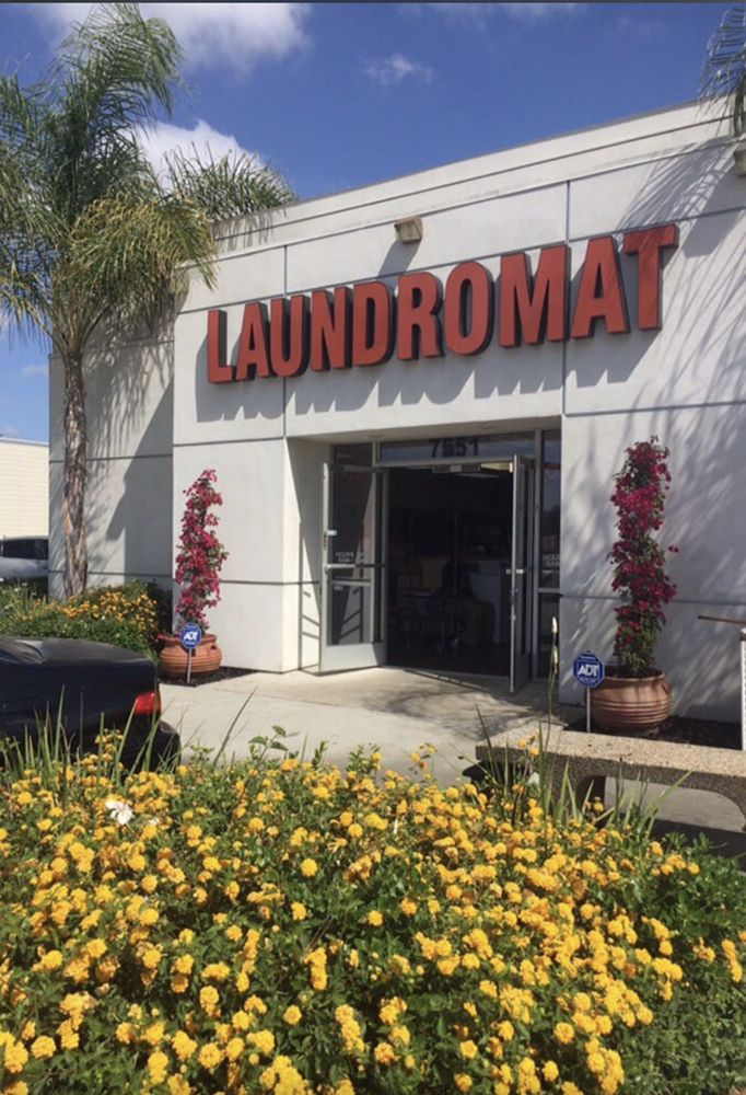 Laundry For Less: 7551 Commonwealth Ave, Buena Park, CA