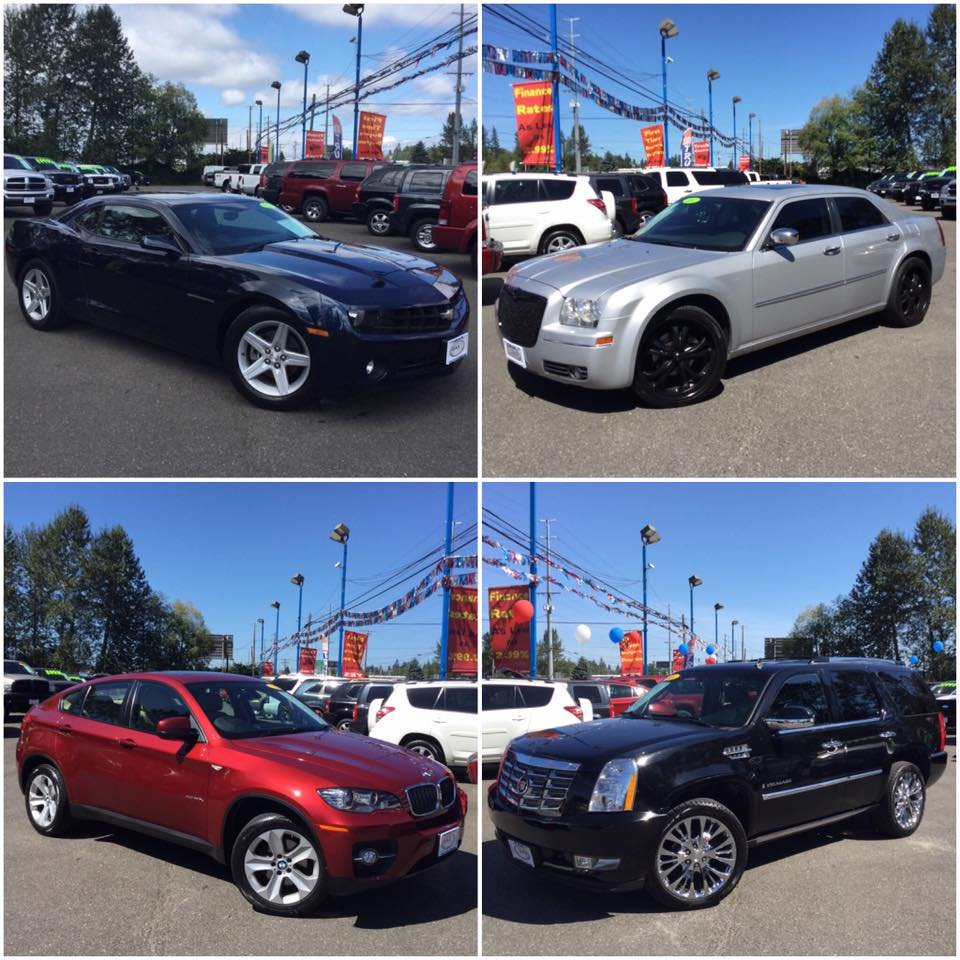 Ford Dealership Decatur: 14 Photos & 12 Reviews