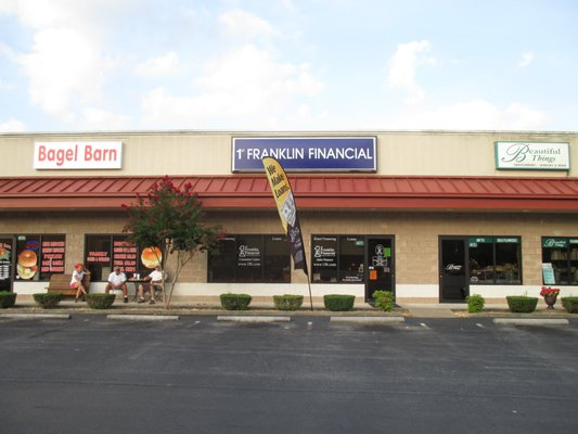 1st Franklin Financial - Investing - 417 Blue Ridge St