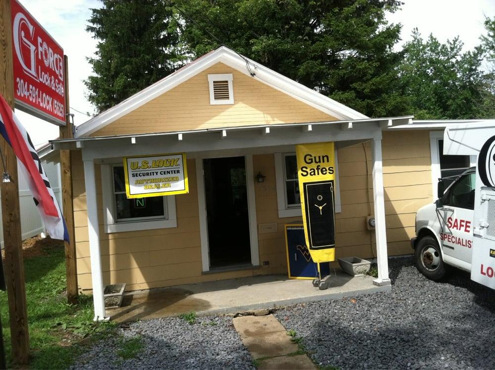 G Force Lock & Safe: 1534 Mileground Rd, Morgantown, WV