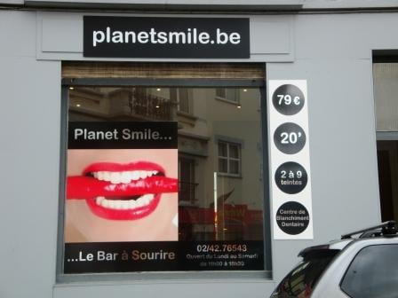 Planet smile teeth whitening cosmetic dentistry for Miroir jette