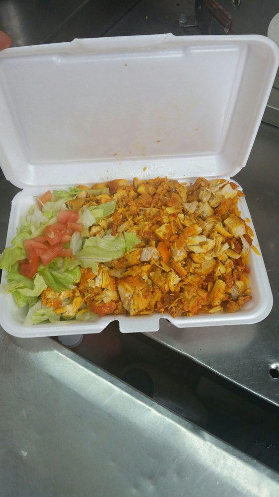 Habibi Gyro Halal Cart: 163RD St And Southern Blvd, Bronx, NY