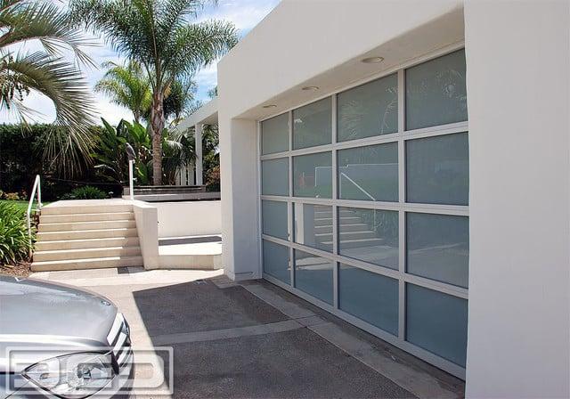 photo of dynamic garage door anaheim ca united states minimalistic mid century - Mid Century Modern Garage Doors