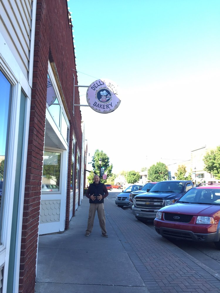 Delly Belly Bakery: 288 Main St, Coopersville, MI