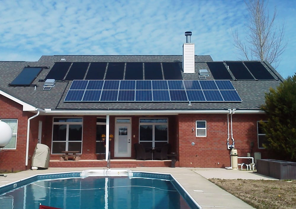 Solar Pool Heater Solar Hot Water Heater 5kw Solar