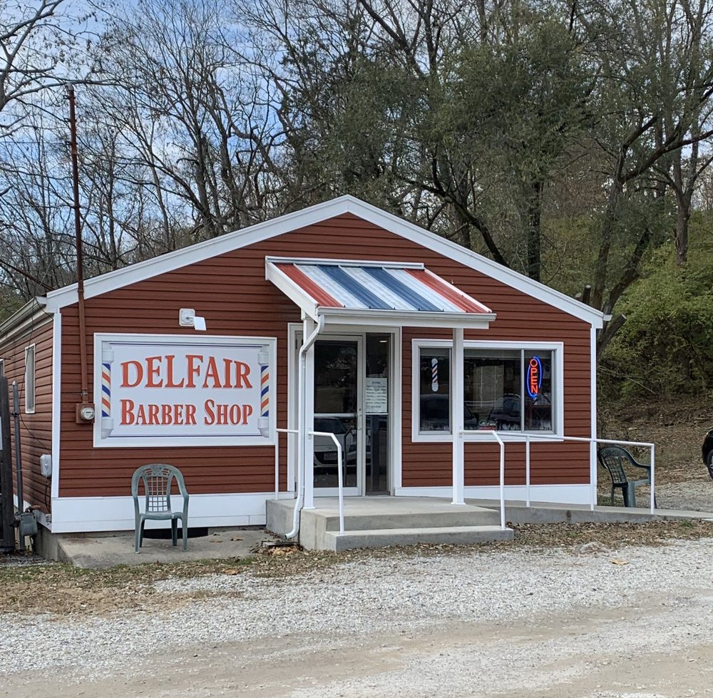 Del Fair Barber Shop: 931 Devils Backbone Rd, Cincinnati, OH