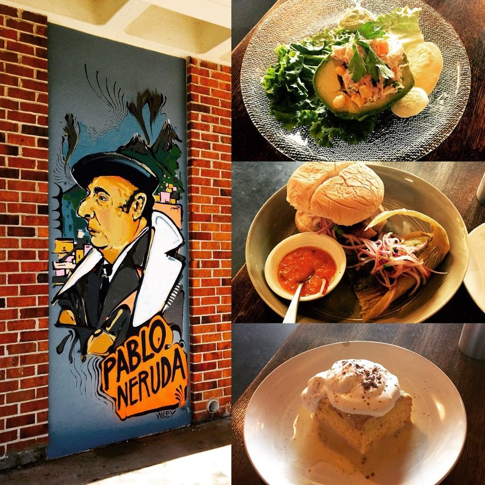 Houston Restaurant Week Brunch Menu