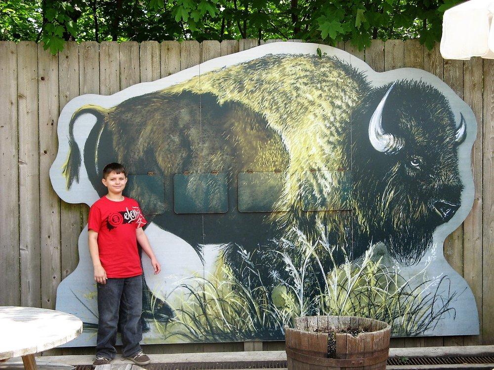Social Spots from Akron Zoo