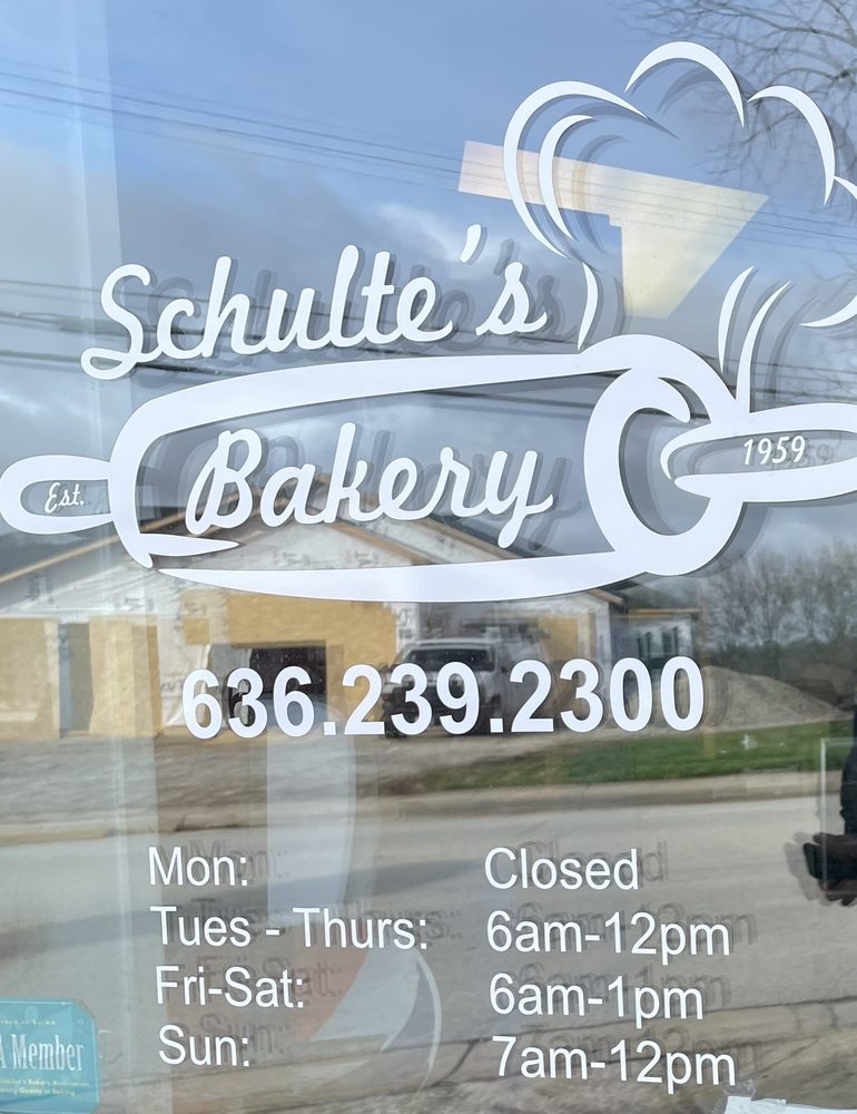 Schultes Bakery