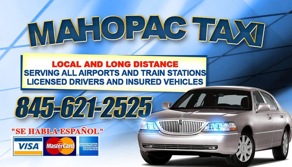 Mahopac Taxi: 935 S Lake Blvd, Mahopac, NY