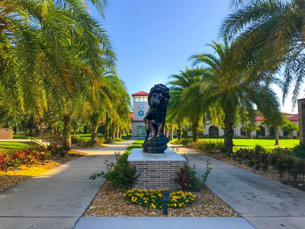 Saint Leo University: 33701 State Rd 52, Saint Leo, FL