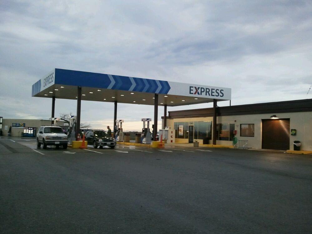 AAFES Express: 5950 J St, Beale AFB, CA