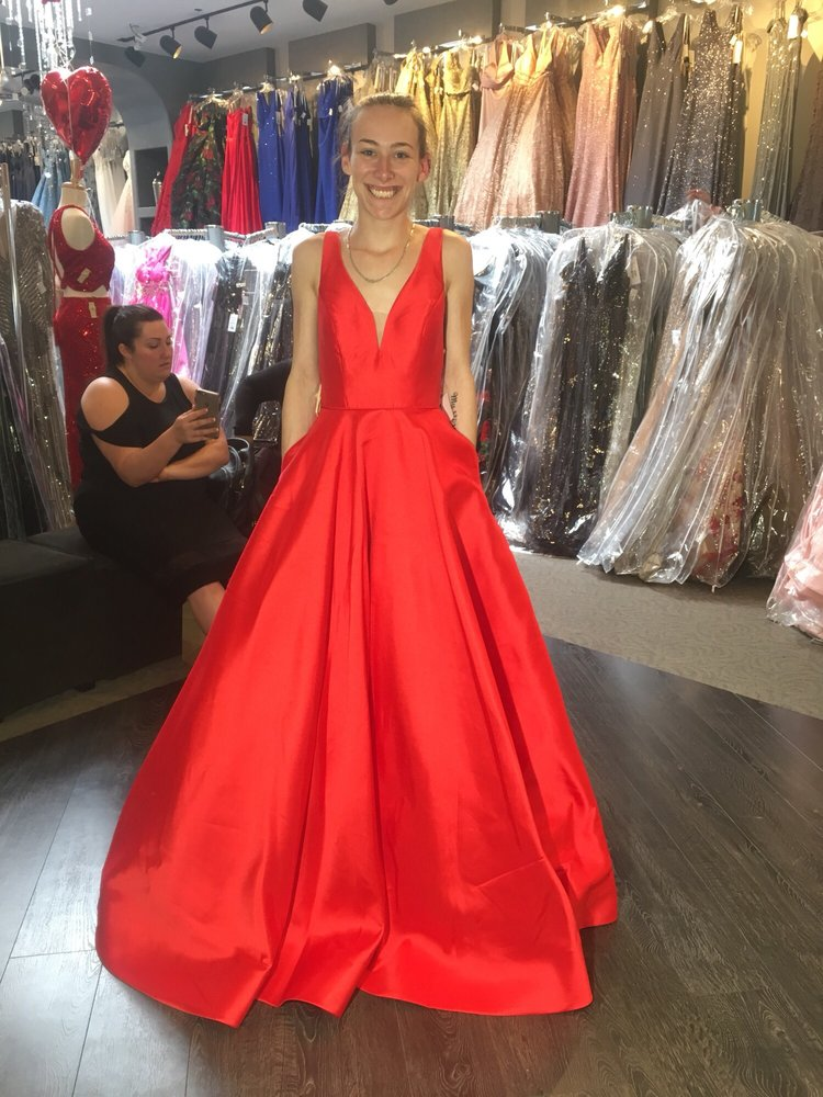 Prom dress shopping - Yelp