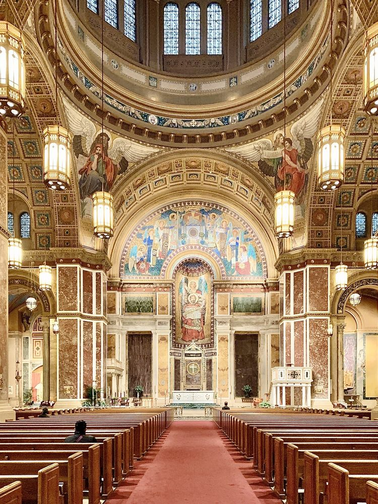 Photo of Cathedral of St. Matthew the Apostle: Washington, DC, DC