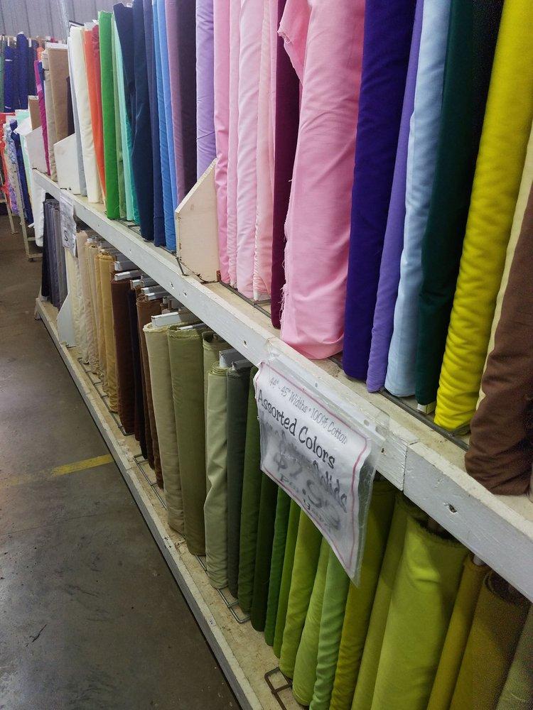 Discount Fabric Warehouse: 933 Kanoelehua Ave, Hilo, HI