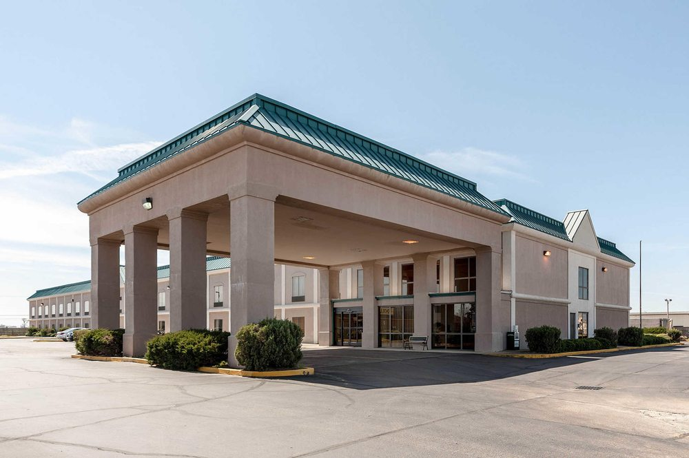 Comfort Inn: 818 South State St, Clarksdale, MS