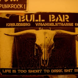 detailed pictures quite nice website for discount Bull Bar - 12 Reviews - Dive Bars - Wrangelstr. 90 ...